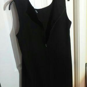 Bedford Fair Dresses - Black Bedford Fair Lifestyles sheath dress